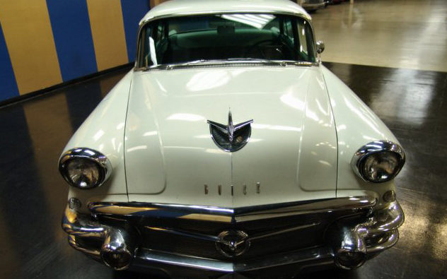 1956 Buick Special 4-Door Sedan 322/220 HP, Automatic presented as lot W156 at Kissimmee, FL 2011 - image6
