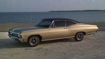 1967 Chevrolet Impala SS Fastback