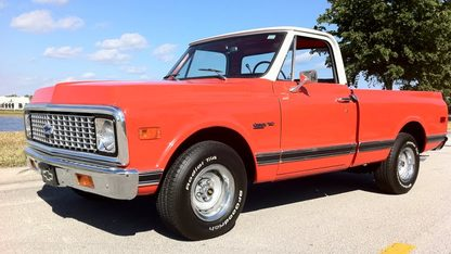 1972 Chevrolet Shortbed Pickup