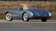 1956 Chevrolet Corvette NCRS Top Flight w/ 42,000 miles presented as lot T218 at Kissimmee, FL 2011 - thumbail image2