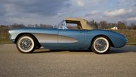 1956 Chevrolet Corvette NCRS Top Flight w/ 42,000 miles presented as lot T218 at Kissimmee, FL 2011 - thumbail image8