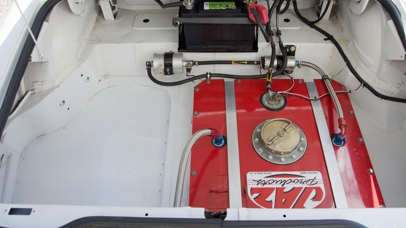 1987 Alfa Romeo Spyder Race Car 170 HP, 5-Speed   presented as lot T280 at Kissimmee, FL 2011 - image8