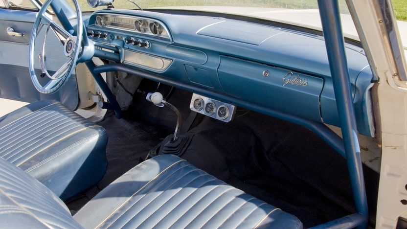 1962 Ford Galaxie Lightweight Phil Bonner Racecar presented as lot F129 at Kissimmee, FL 2011 - image3