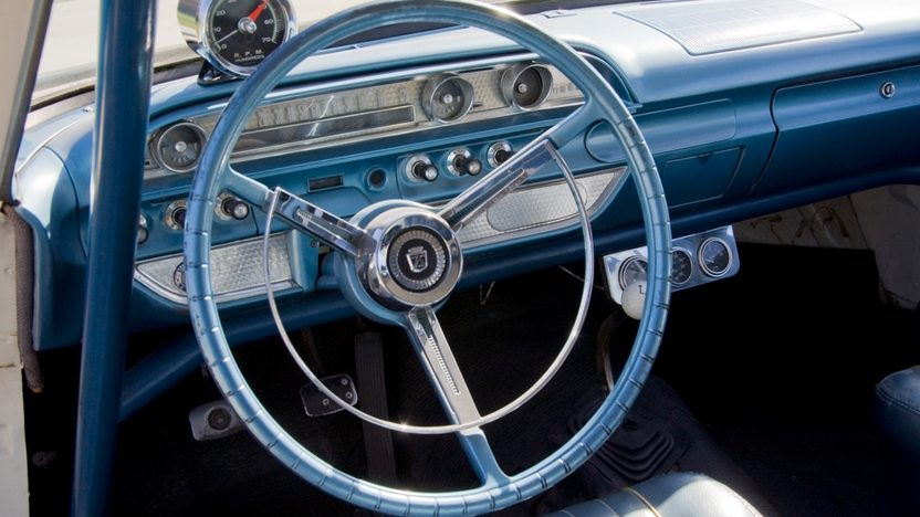 1962 Ford Galaxie Lightweight Phil Bonner Racecar presented as lot F129 at Kissimmee, FL 2011 - image4