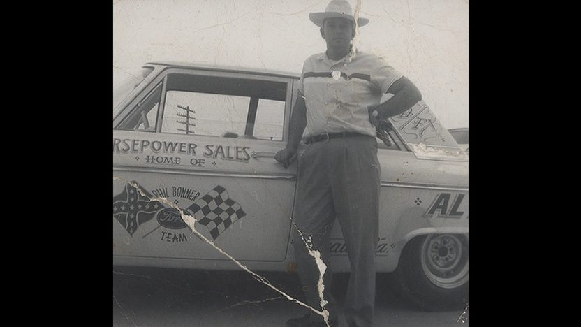 1962 Ford Galaxie Lightweight Phil Bonner Racecar presented as lot F129 at Kissimmee, FL 2011 - image7