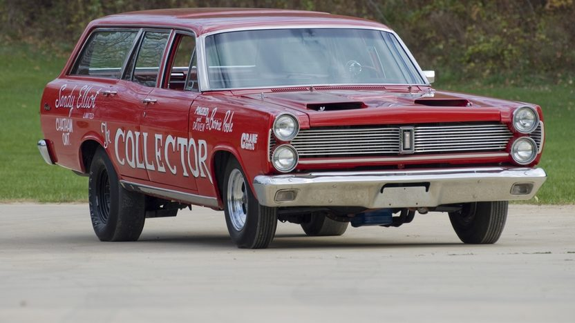 1967 Mercury Comet 427 Race Car The Collector presented as lot F146 at Kissimmee, FL 2011 - image3