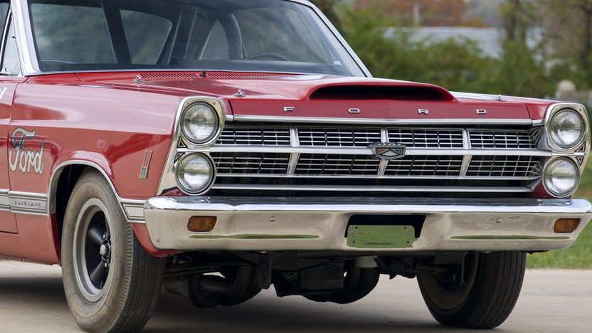 1967 Ford Fairlane R-Code Lightweight Factory Sponsored Racer presented as lot F266 at Kissimmee, FL 2011 - image3