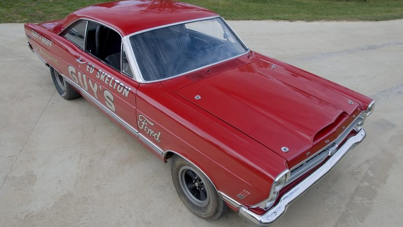 1967 Ford Fairlane R-Code Lightweight Factory Sponsored Racer presented as lot F266 at Kissimmee, FL 2011 - image8