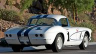 1961 Chevrolet Corvette Race Car 283/315 HP, 4-Speed presented as lot S109 at Kissimmee, FL 2011 - thumbail image3
