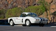 1961 Chevrolet Corvette Race Car 283/315 HP, 4-Speed presented as lot S109 at Kissimmee, FL 2011 - thumbail image7
