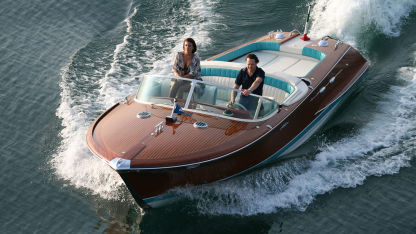 1996 Riva Aquarama Special Hull# 774, Last Aquarama Sold to the Public presented as lot S182 at Kissimmee, FL 2011 - image2