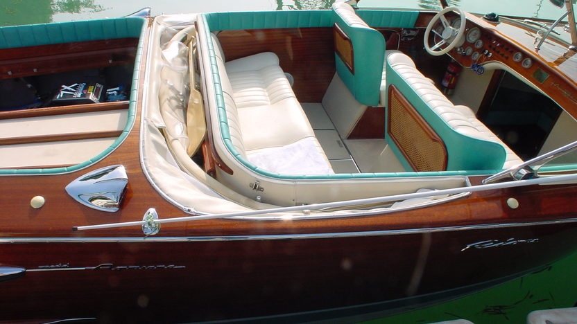 1996 Riva Aquarama Special Hull# 774, Last Aquarama Sold to the Public presented as lot S182 at Kissimmee, FL 2011 - image3