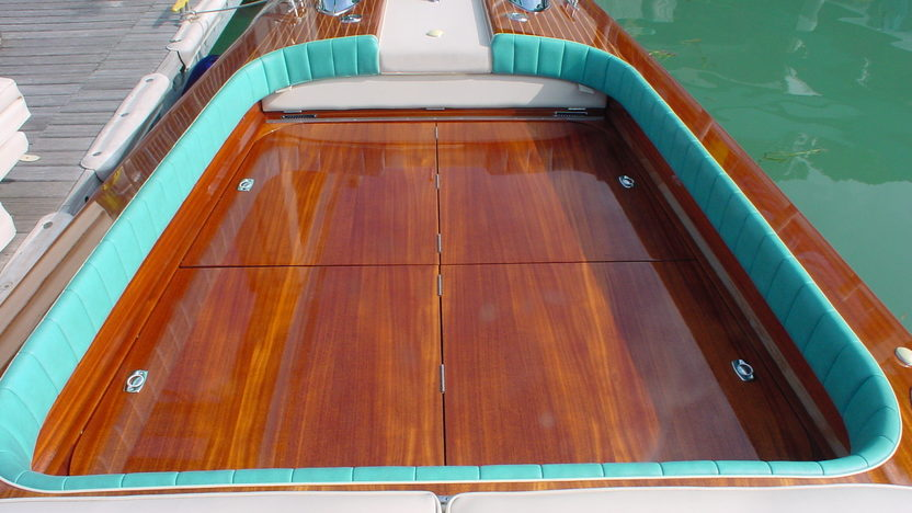 1996 Riva Aquarama Special Hull# 774, Last Aquarama Sold to the Public presented as lot S182 at Kissimmee, FL 2011 - image5