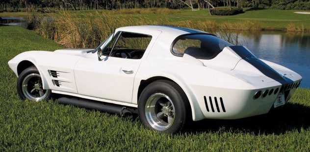 1963 Chevrolet Corvette Grand Sport Replica 377/591 HP, 4-Speed   presented as lot S174 at Kissimmee, FL 2011 - image2