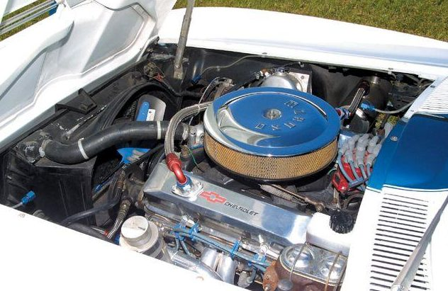 1963 Chevrolet Corvette Grand Sport Replica 377/591 HP, 4-Speed   presented as lot S174 at Kissimmee, FL 2011 - image6