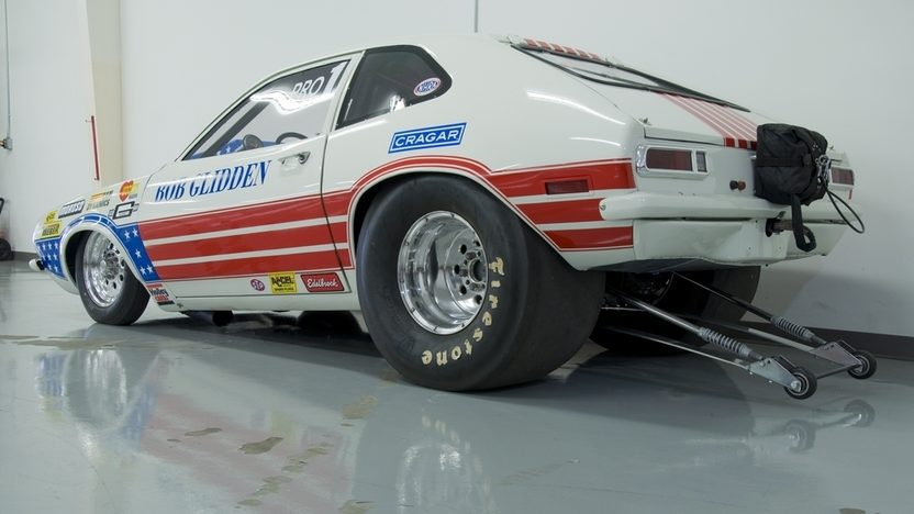 1972 Ford Pinto Pro Stock Mecum Kissimmee 2011 S197