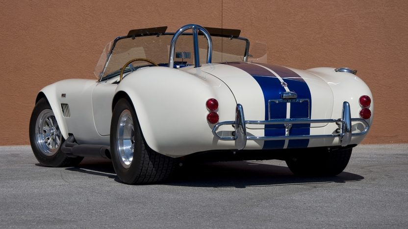 1966 Shelby Cobra 427 Roadster CSX3301 presented as lot F211.1 at Kissimmee, FL 2011 - image2