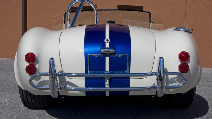 1966 Shelby Cobra 427 Roadster CSX3301 presented as lot F211.1 at Kissimmee, FL 2011 - image8