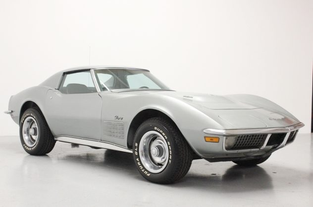 1971 Chevrolet Corvette Coupe 454/365 HP, 4-Speed presented as lot G181 at Kissimmee, FL 2012 - image2