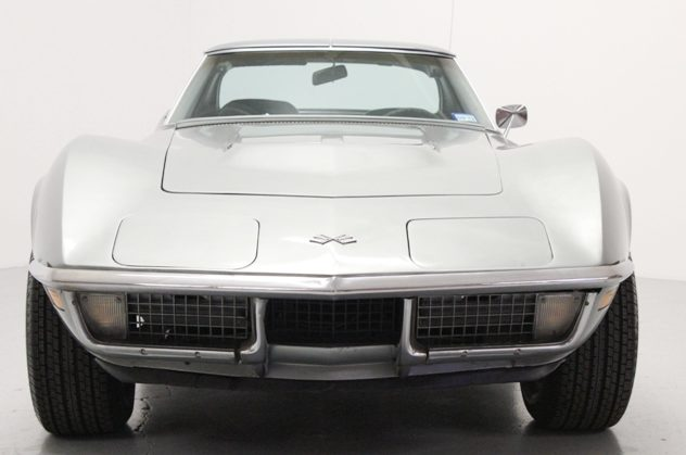 1971 Chevrolet Corvette Coupe 454/365 HP, 4-Speed presented as lot G181 at Kissimmee, FL 2012 - image3