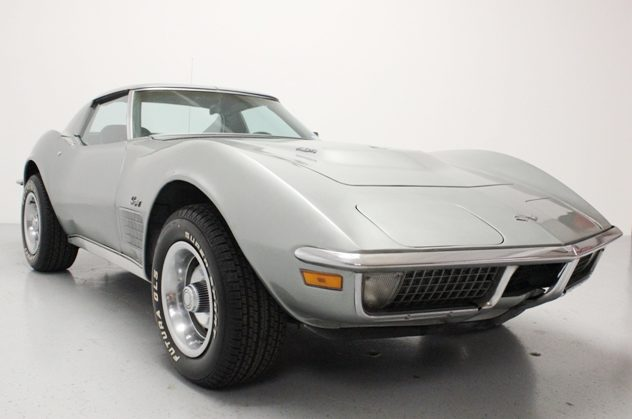 1971 Chevrolet Corvette Coupe 454/365 HP, 4-Speed presented as lot G181 at Kissimmee, FL 2012 - image4