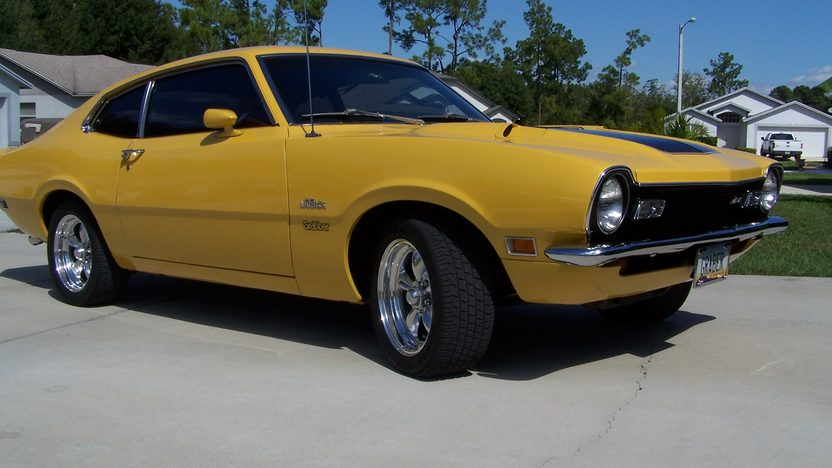 1971 Ford Maverick Grabber 302/210 HP, Automatic presented as lot W71 at Kissimmee, FL 2012 - image8