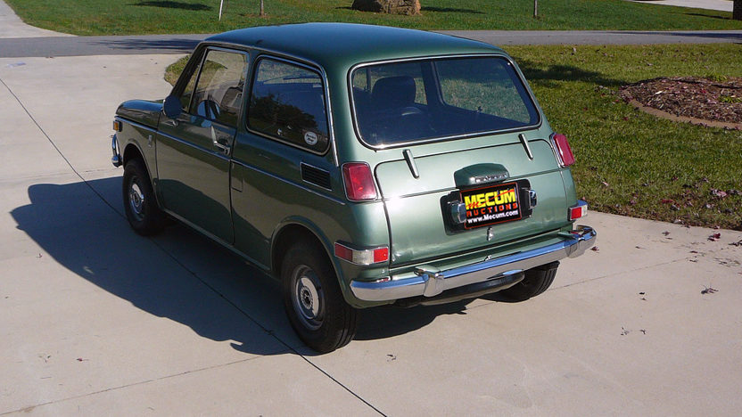 1972 Honda N600 2-Door Sedan 600CC, 4-Speed presented as lot T30 at Kissimmee, FL 2012 - image2