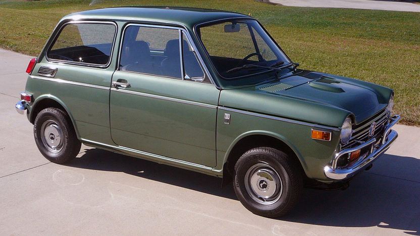 1972 Honda N600 2-Door Sedan 600CC, 4-Speed presented as lot T30 at Kissimmee, FL 2012 - image8