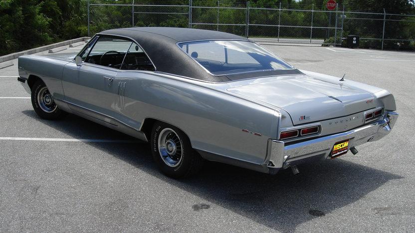 1966 Pontiac Catalina 2 2 Mecum Kissimmee 2012 T286