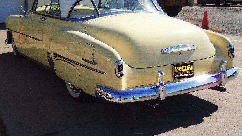 1952 chevrolet bel air 2 door hardtop mecum kissimmee for 1952 chevy two door hardtop