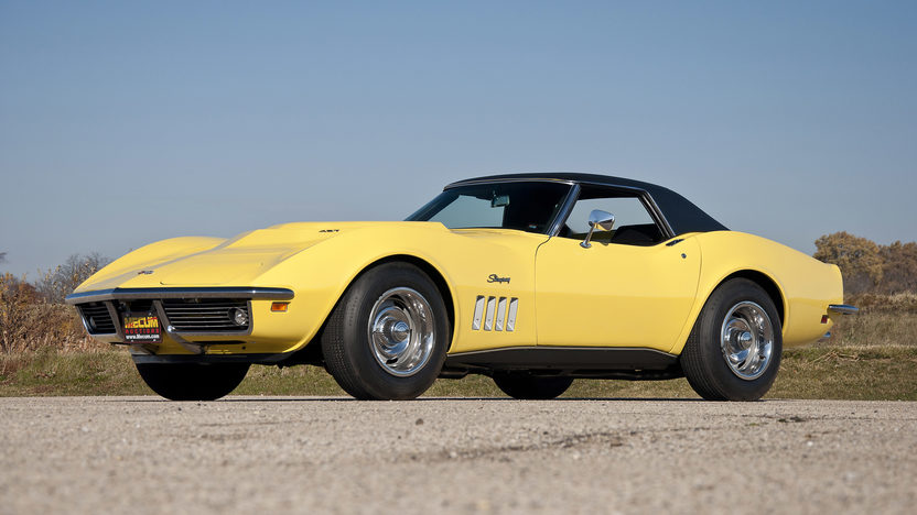1969 Chevrolet Corvette L88 Convertible 427/430 HP, 4-Speed presented as lot F199 at Kissimmee, FL 2012 - image11