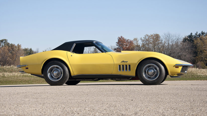 1969 Chevrolet Corvette L88 Convertible 427/430 HP, 4-Speed presented as lot F199 at Kissimmee, FL 2012 - image12