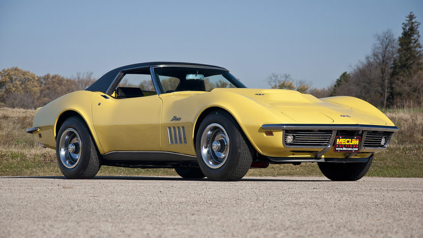 1969 Chevrolet Corvette L88 Convertible 427/430 HP, 4-Speed presented as lot F199 at Kissimmee, FL 2012 - image3