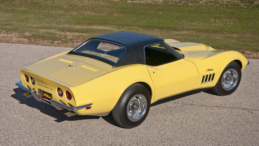 1969 Chevrolet Corvette L88 Convertible 427/430 HP, 4-Speed presented as lot F199 at Kissimmee, FL 2012 - image4
