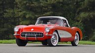 1957 Chevrolet Corvette Convertible 283/283 HP, 4-Speed presented as lot S99 at Kissimmee, FL 2012 - thumbail image10