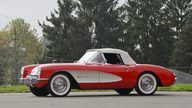 1957 Chevrolet Corvette Convertible 283/283 HP, 4-Speed presented as lot S99 at Kissimmee, FL 2012 - thumbail image2