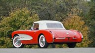 1957 Chevrolet Corvette Convertible 283/283 HP, 4-Speed presented as lot S99 at Kissimmee, FL 2012 - thumbail image3