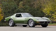 1972 Chevrolet Corvette LT1 Coupe Bloomington Gold Benchmark presented as lot S102 at Kissimmee, FL 2012 - thumbail image10