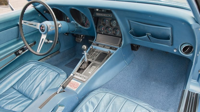 1969 Chevrolet Corvette L88 Coupe 427/430 HP, 4-Speed presented as lot S103 at Kissimmee, FL 2012 - image5