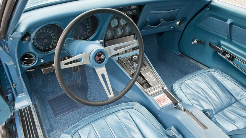 1969 Chevrolet Corvette L88 Coupe 427/430 HP, 4-Speed presented as lot S103 at Kissimmee, FL 2012 - image6