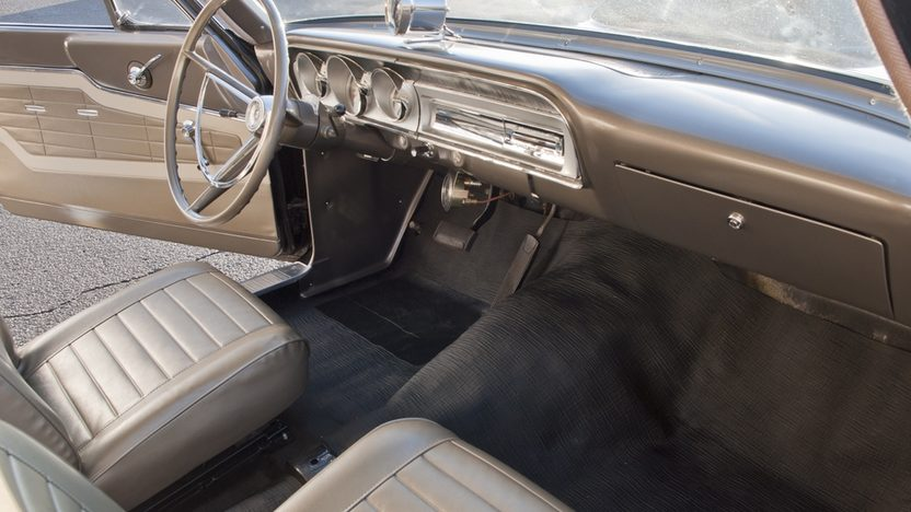 1964 Ford Fairlane Thunderbolt 427/425 HP, Automatic presented as lot S123 at Kissimmee, FL 2012 - image3