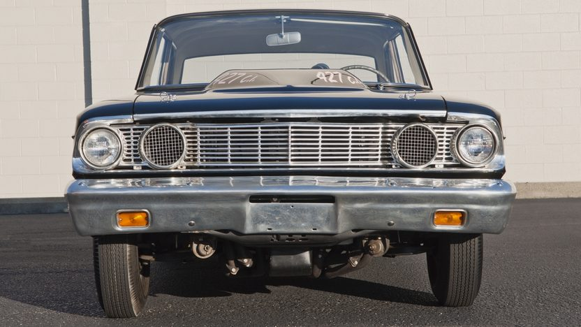 1964 Ford Fairlane Thunderbolt 427/425 HP, Automatic presented as lot S123 at Kissimmee, FL 2012 - image7