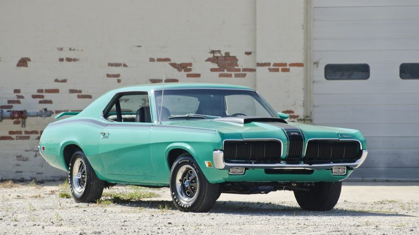 1970 Mercury Cougar Eliminator 428 CJ, Automatic presented as lot S136 at Kissimmee, FL 2012 - image10