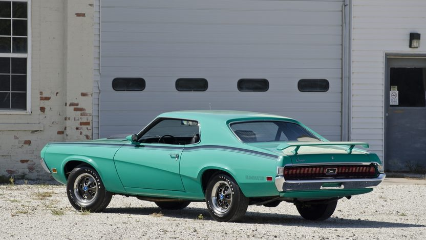 1970 Mercury Cougar Eliminator 428 CJ, Automatic presented as lot S136 at Kissimmee, FL 2012 - image2