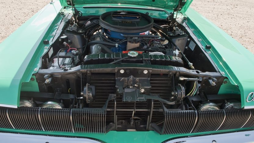 1970 Mercury Cougar Eliminator 428 CJ, Automatic presented as lot S136 at Kissimmee, FL 2012 - image5