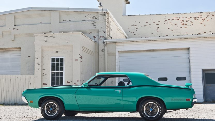 1970 Mercury Cougar Eliminator 428 CJ, Automatic presented as lot S136 at Kissimmee, FL 2012 - image8
