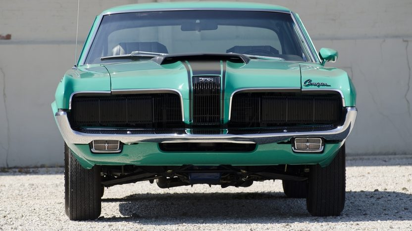1970 Mercury Cougar Eliminator 428 CJ, Automatic presented as lot S136 at Kissimmee, FL 2012 - image9