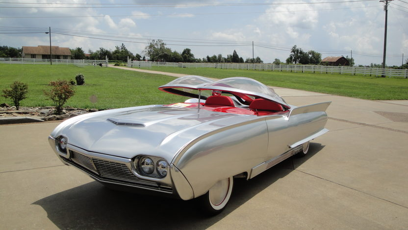 1961 Ford Thunderflite Concept Car 302 CI, Automatic presented as lot S148 at Kissimmee, FL 2012 - image2