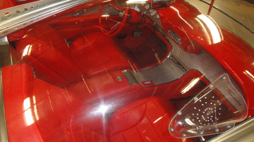 1961 Ford Thunderflite Concept Car 302 CI, Automatic presented as lot S148 at Kissimmee, FL 2012 - image5