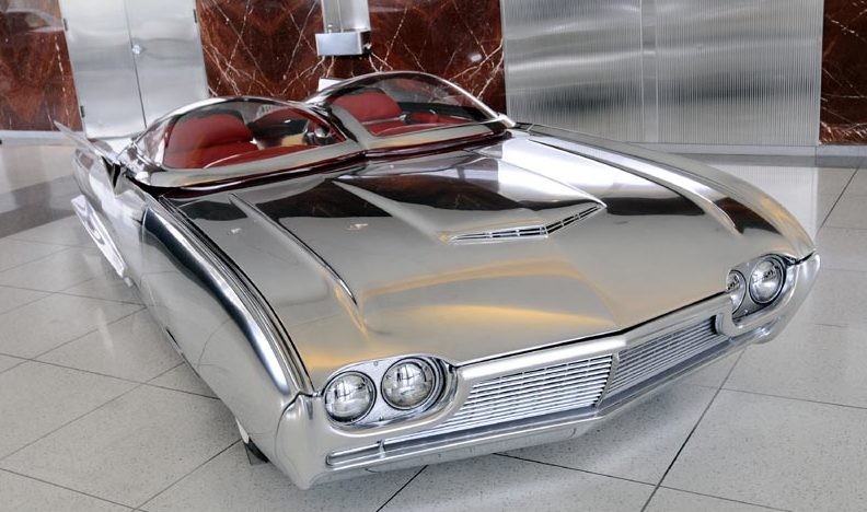 1961 Ford Thunderflite Concept Car 302 CI, Automatic presented as lot S148 at Kissimmee, FL 2012 - image6